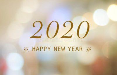 Les résolutions de 2020